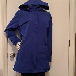 ZXblk by zeroxposure blue coat